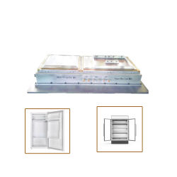 Revestimiento de la puerta de refrigerador de alta calidad de moldes termoconformado