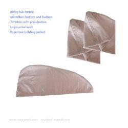 Maycy Form Microfiber Haar-Turban-Tuch für Bad