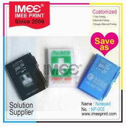 Оптовая торговля Imee Логотип печать правящей перо календарь Подставка телефона записки индивидуальные