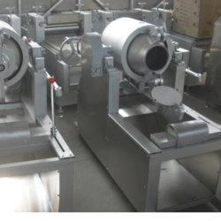 De commerciële Industriële Automatische Puffende Snacks die van de Rookwolk van het Voedsel Makend Machine knallen