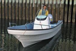23FT/6.8m de Boot van Panga van de Glasvezel