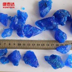 Kleines kupfernes Kristallsulfat des Chalcanthit-bestes Preis-Zufuhr-Grad-CuSo4