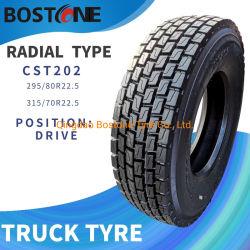 Шоссе рисунок протектора 315/70r22,5 радиального погрузчика грузовик шины