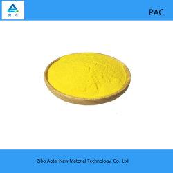 PAC Polyaluminiumchlorid-Flockungsmittel für Wasserbehandlung