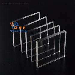 PMMA vierge 100 % 2050*3050mm transparente feuille acrylique de 5 mm