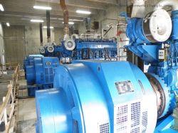 5X1MW Reeksen van Containerized Hfo/de Diesel Elektrische centrale/van de Generator in Filippijnen
