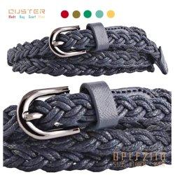 Promoção de três meses! ! ! China Fornecedor Correia Fábrica Senhora Trançada Belts Mulheres Distribuidor da correia de acessórios de moda
