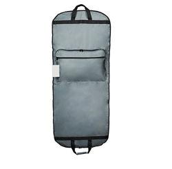 保管用折りたたみ式の高品質なカバー、環境に配慮した再利用可能なスーツバッグ(ポケット付き)