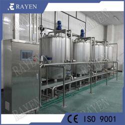 食品等級のステンレス鋼CIPタンククリーニングCIP装置