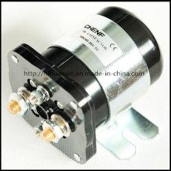 SpstのタイプDC電源の接触器12V 24V 36V 48V 72V
