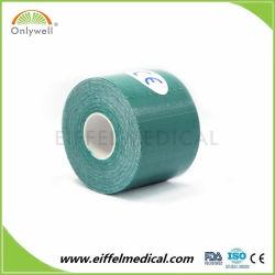 屋外の医学の伸縮性がある綿のKinesiologyのスポーツテープ