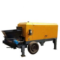 Le matériel de construction et de machines agitateur concret de la pompe