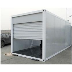 Дешевые плоские Pack сборных транспортировочный контейнер сегменте панельного домостроения в гараж цены