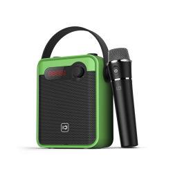Shidu nuevo altavoz portátil con micrófono inalámbrico UHF