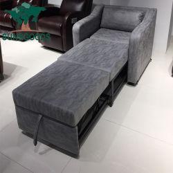Fornecedor de preço de fábrica um sofá cama Cum a dobragem