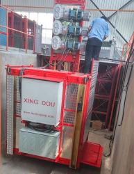 Capienza di sollevamento della gru 4tons della gru della costruzione valutata alta qualità di capienza di caricamento dell'installazione con il buon prezzo