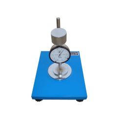 ミネラルウールの厚み測定用ラボニードル厚みゲージ