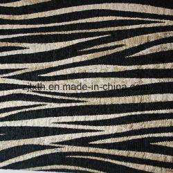 Estilo de zebra pelúcias sofá de tecido de decoração