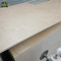 Grau AA folheado de madeira enfrentou o contraplacado comercial de mobiliário