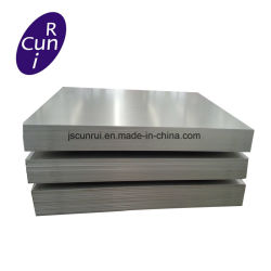 304/316L/321 5-10 mm de tôle en acier inoxydable laminés à chaud