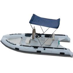 Potência do Motor inflável de borracha de costela de barco de velocidade com base em fibra de vidro
