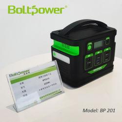 Bp201 Batería de Ión Litio inversores de energía solar fuera de la red para el Banco de potencia portátil