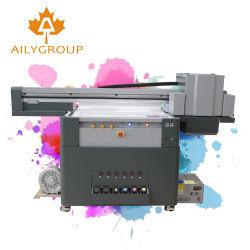 Scanner à plat UV 9060 grand format Mug Appuyez sur 3D de l'imprimante Impression Offset numérique la machine