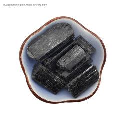 Tormalina nera cristallo/ tormalina nera polvere per decorazione