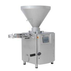 El equipo de fabricación de salchichas automático de salami Enema de vacío/máquina de hacer salchichas/Máquina Envasadora de vacío/máquina rellenadora de salchichas