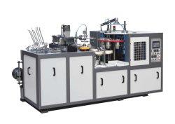 Doppia ciotola della carta patinata del PE Mg-Z35 che forma macchina/la macchina tazza di carta/prezzo della macchina della tazza di carta