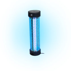 36W H-Tubo de Cuarzo ultravioleta luz UVC