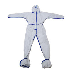 Persönliche Schutzausrüstung Krankenhaus Arzt Uniformen
