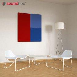 Акустические панели а также дизайн декоративные настенные ткани завернутые акустическую поглощают панели