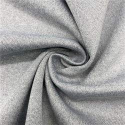 قماش مرقط رمادي مرقط من القماش المرن الوظيفي للملابس الرياضية