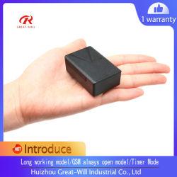 مغناطيس قوي مقاوم للمياه Mini GPS Tracker يعمل على نظام تعقب GPS يستند إلى الويب مع العمر الطويل البطارية