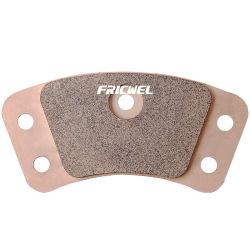 Fricwel 自動車部品摩擦ボタン黄銅 ISO 9001 クラッチボタン