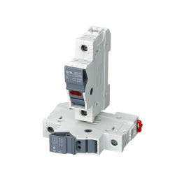 Rt18-63 Sicherungsfuß DIN-Schiene Sicherungsfuß zylindrische Sicherungsverbindungen