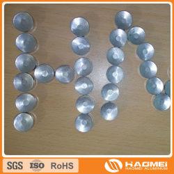 맞춤형 은 스크류 캡 알루미늄 슬러그 부드러운 튜브용 평면 화장품 포장