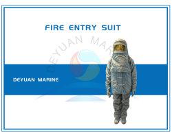 Feuer-Eintrag-Kleidung für das Feuer-Mann-Schützen