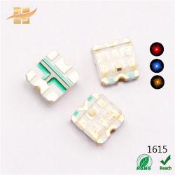 1615 SMD LED 3V/5mA 전원/Sanan Chip RGB Rbo Color 1615 LED 칩 표시등 비드