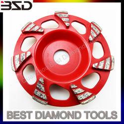 Ferramentas de moagem de piso da Hilti, almofada de polir Premium para betão, ferramentas de diamante vínculo de Metal