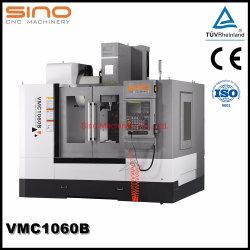 Vmc1060b 중국 금속 가공 CNC 밀링 기계 수직 머시닝 센터