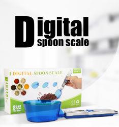 Professional electrónica fábrica de cuchara de cocina hornear una cuchara escala Digital Escala
