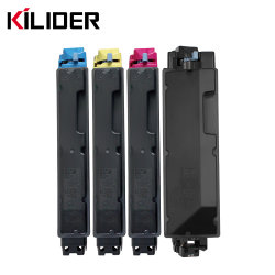 Cartuccia di toner della m/c del laser di Consumablescolor Kyocera compatibile Tk-5140