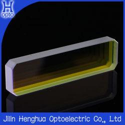 Cuarzo Rectangular ópticas de silicio fundido Windows