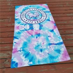 A fábrica de corte personalizado Velvet IMPRESSÃO REACTIVA novos desenhos 90*170cm big / adulto toalha de praia