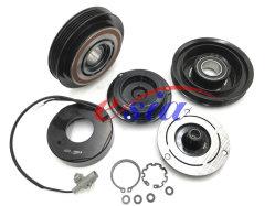 Auto Parts AC magnetische Power Clutch voor Toyota Vigo 7pk 12 V 125 mm 30X52X20