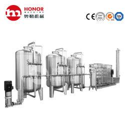 Hohe Entsalzen-Kinetik, niedriger Betriebsdruck und Ultra-Low Druck-umgekehrte Osmose-Wasser-Reinigung-Einheit
