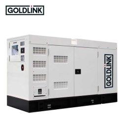 100 kVA 80 kw Super Silent Generator Cummins Engine Diesel Genset
