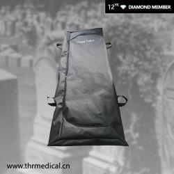4개의 손잡이 (THR-617)를 가진 장례식 제품 시체 부대